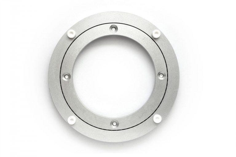 Aluminium Drehkranz 140 mm 14 cm