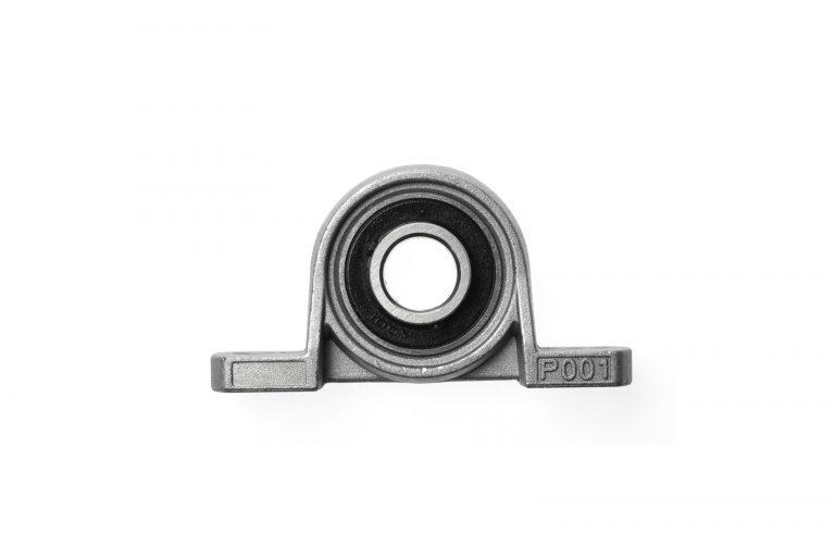 Miniatur Stehlager 12 mm