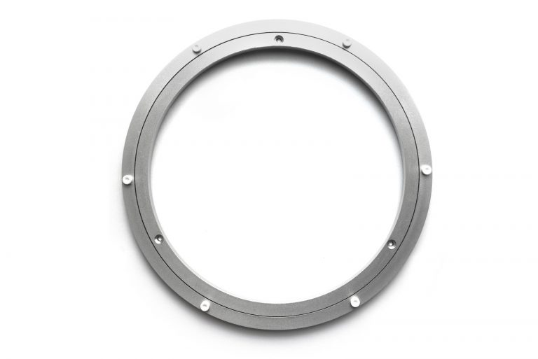 Aluminium Drehkranz 300 mm 30cm