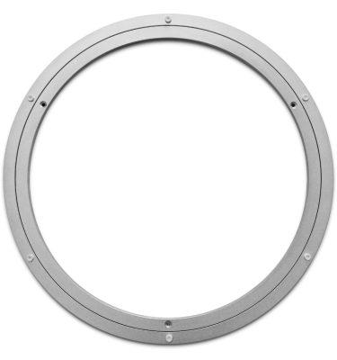 Aluminium Drehkranz 456 mm 46cm