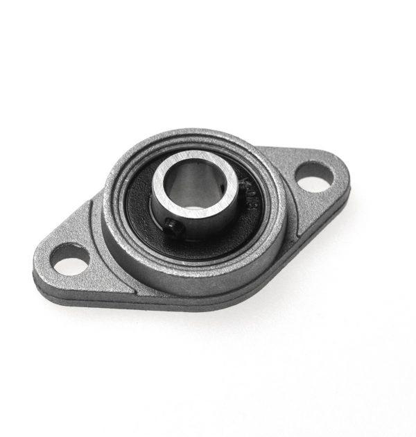Miniatur Flanschlager 8 mm