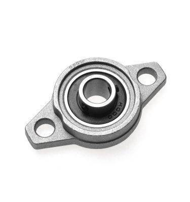 Miniatur Flanschlager 10 mm
