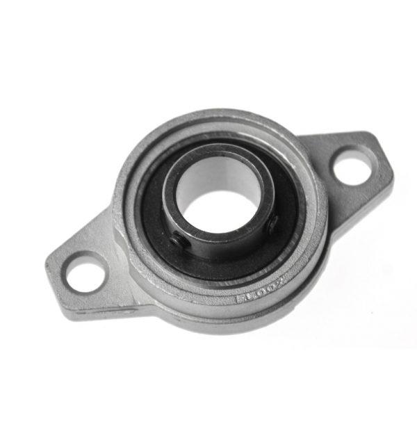 Miniatur Flanschlager 15 mm