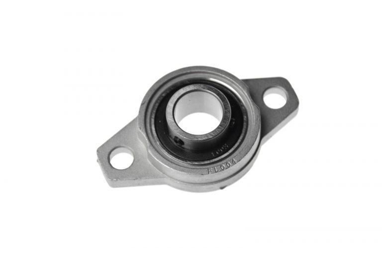 Miniatur Flanschlager 20 mm