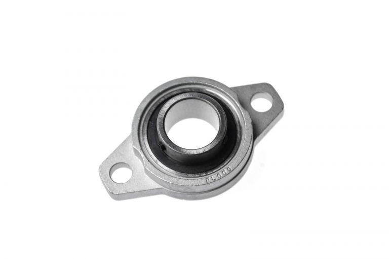 Miniatur Flanschlager 25 mm