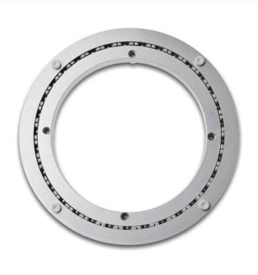 Aluminium Drehkranz 203 mm 20 cm 80 kg leise