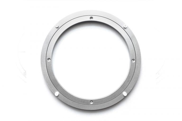 Aluminium Drehkranz 203 mm 20 cm