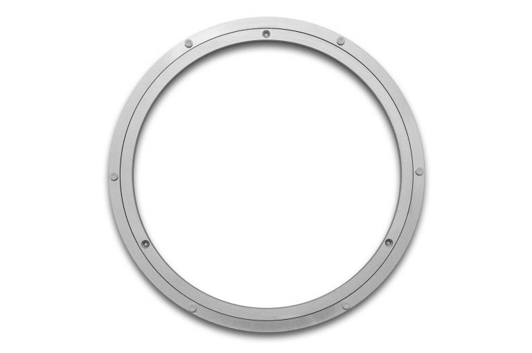 Aluminium Drehkranz 350 mm 35cm