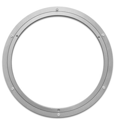 Aluminium Drehkranz 401 mm 40 cm
