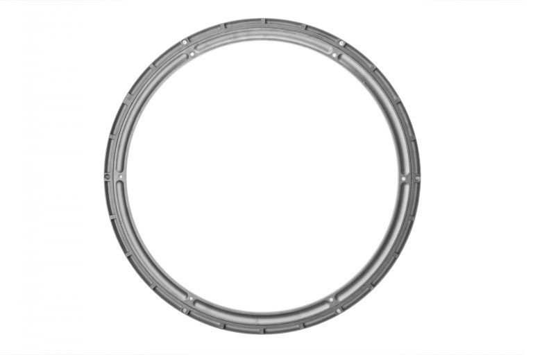 Aluminium Drehkranz 450mm 45 cm 350 kg