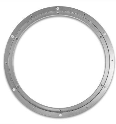Aluminium Drehkranz 456 mm 46 cm 160 kg