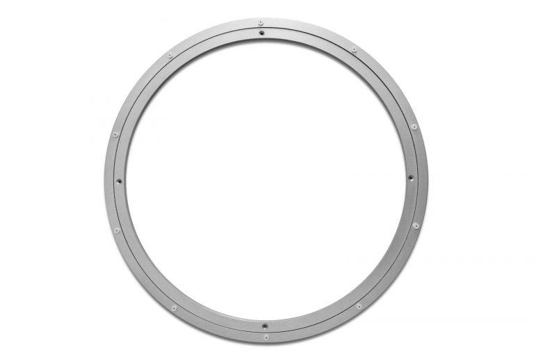 Aluminium Drehkranz 600 mm 60 cm