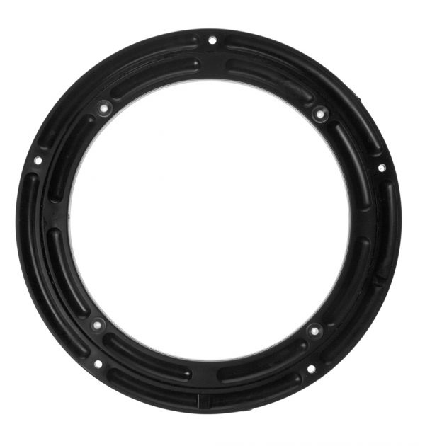 Kunststoff Drehkranz Ø 228 mm 23 cm schwarz
