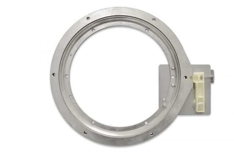 Drehkranz 254 mm 25 cm Einrastung