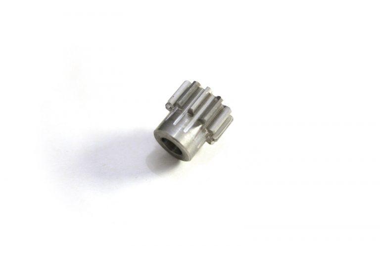 Stahl Stirnzahnrad 12 Zähne Modul 1,5