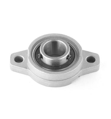 Miniatur Flanschlager 17 mm
